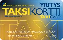 Taksiliiton taksikortti